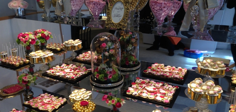 Dessert Table and Sweeties with Elizabeth Cake Emporium