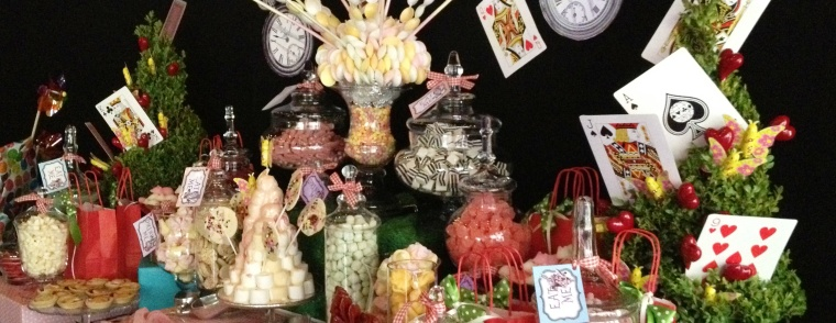 DIY Party Sweet Table