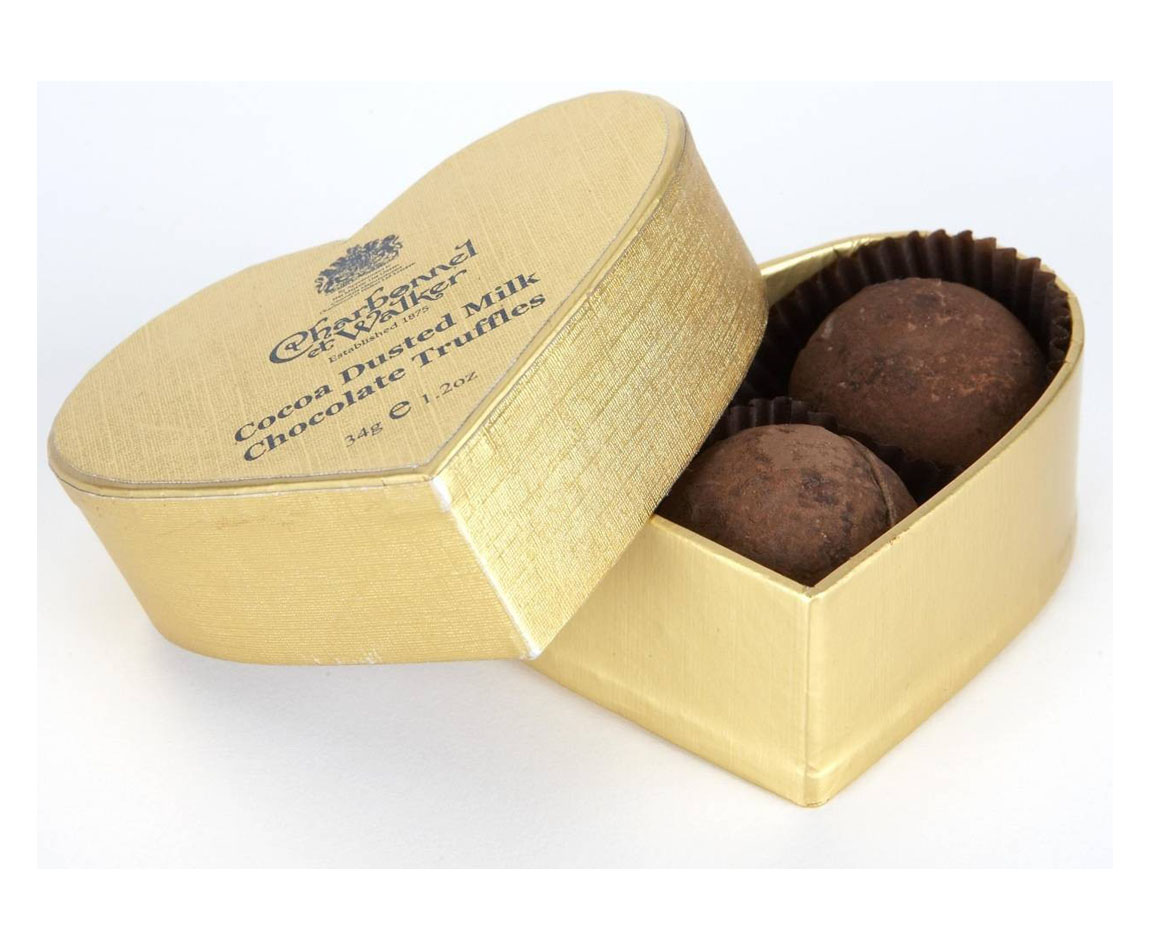 ... Tables l Handmade truffles and Chocolate Gifts by the Sweetie Factory