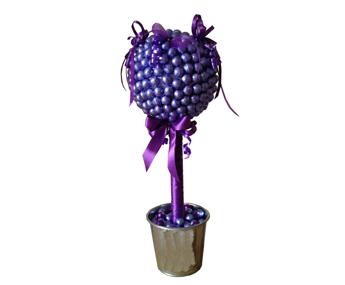 Chocolate Ball Sweetie Tree - Candy Buffets l Sweetie Tables l ...
