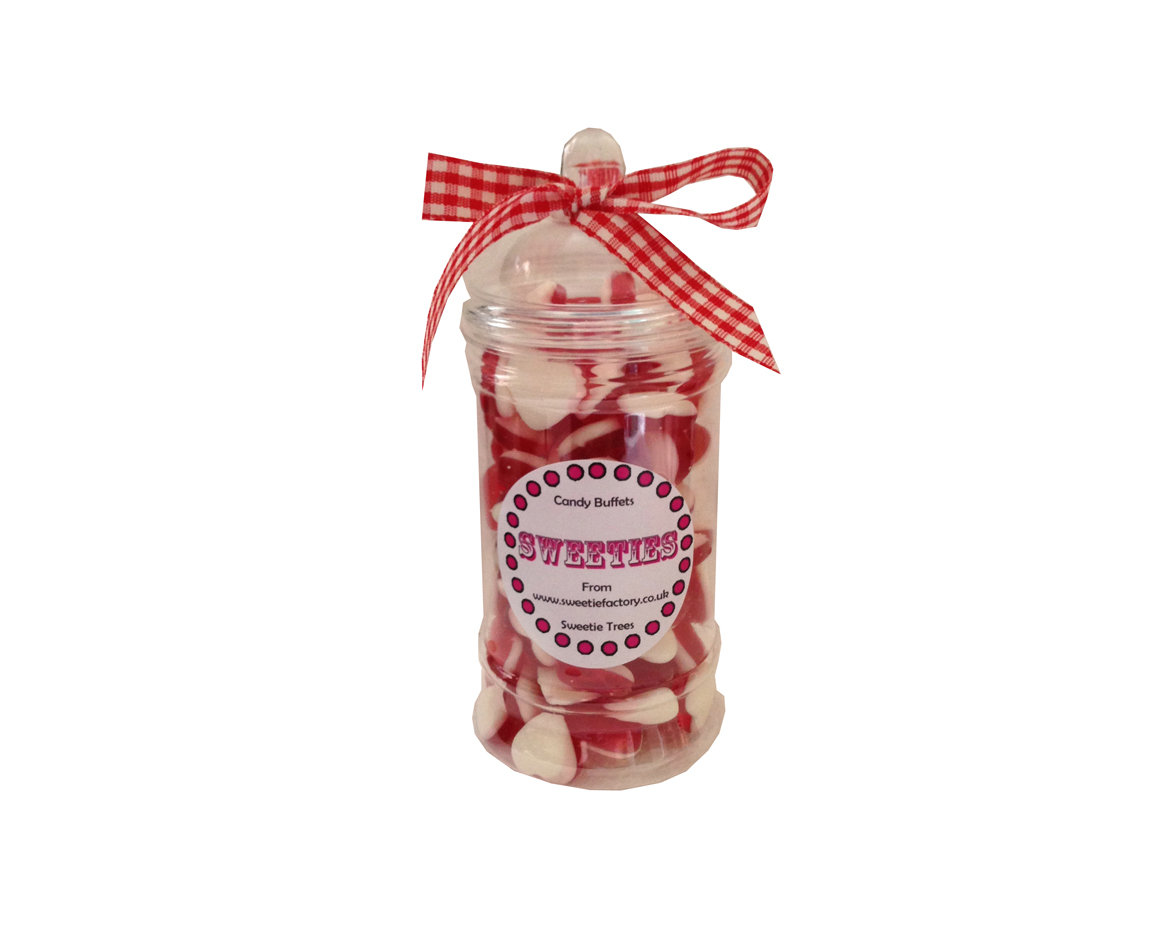 Retro Jars of Sweets - Small