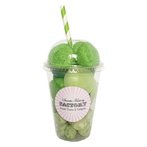 Sweet Green Apple Shake