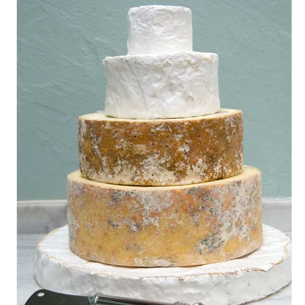 Wedding Cheese Cake Paris and Helena