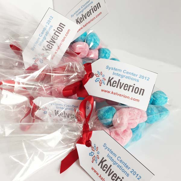 Exhibition Sweets Kelverion