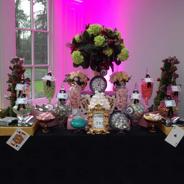 Candy Buffet Wedding Candy Buffets L Sweetie Tables L