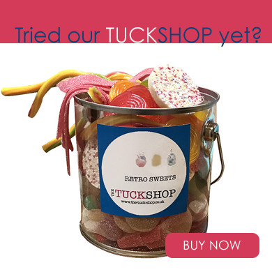 BUY Sweets from our Tuck shop