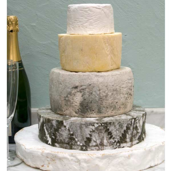 Wedding Cheese Cake Tristan and Isolde
