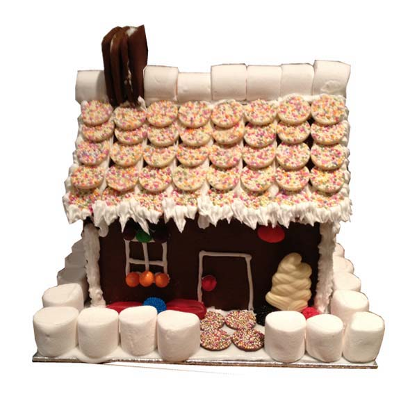 Medium Gingerbread House