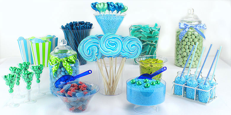 Sweetie Table Blue