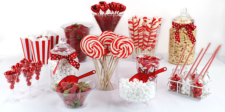 Sweetie Table Red