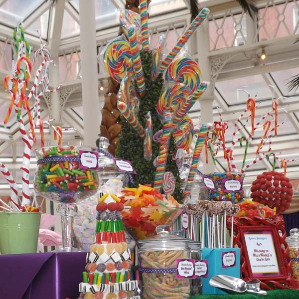 Candy Buffet Willy Wonka
