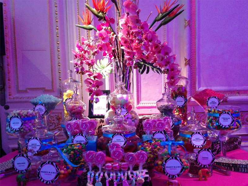Parties Candy Buffets Candy Buffets L Sweetie Tables L