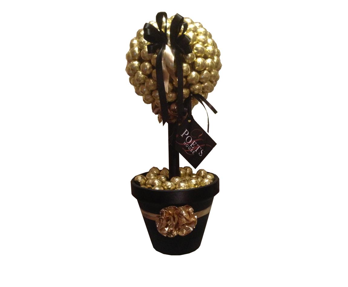 Gold Christmas Tree Uk
