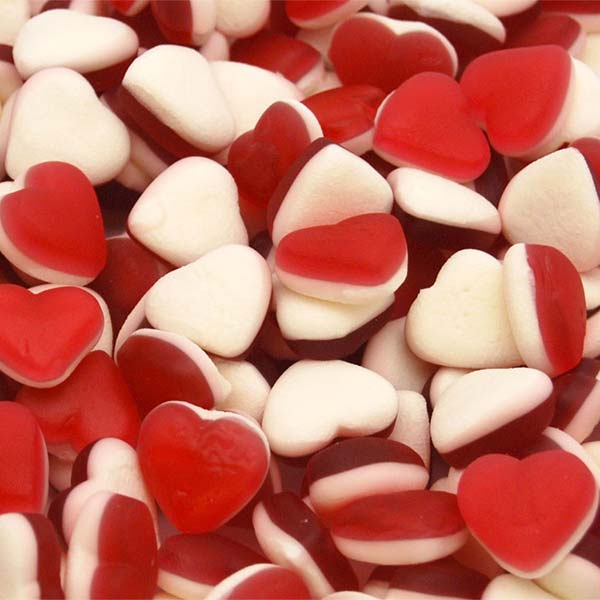 Red Heart Throbs