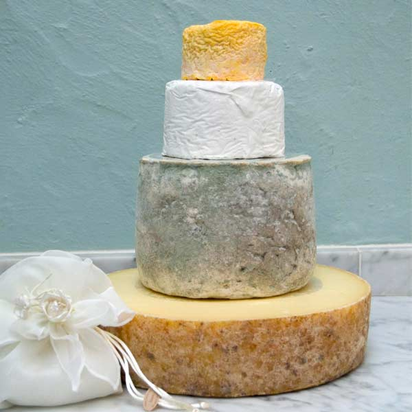 Wedding Cheese Cake Romeo and Juliet