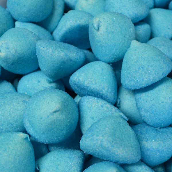 Blue Marshmallows