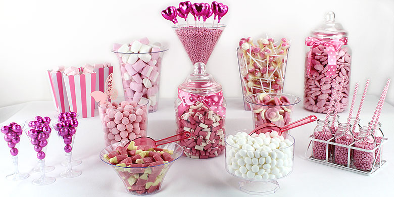 Sweetie Table Pink